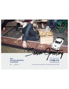 CNBLUE - 2014 Season Greeting (Desk Calendar Wall Calendr Package SET)