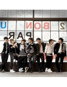 Super Junior M 1st Album 迷(Me) Korean Version CD