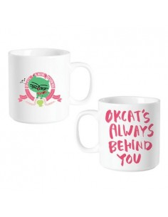 [2PM TAEC YEON - OKCATMALL] OKCAT Mug Cup (Pre-Order)