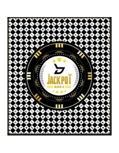 BLOCK B - JACKPOT SPECIAL EDITION -CD + Photobook+ Poster+ 1 photocard