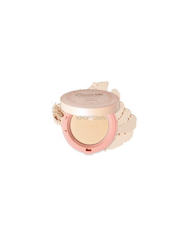 [Peripera] Cover BB Pact 12g ( 3Colors )