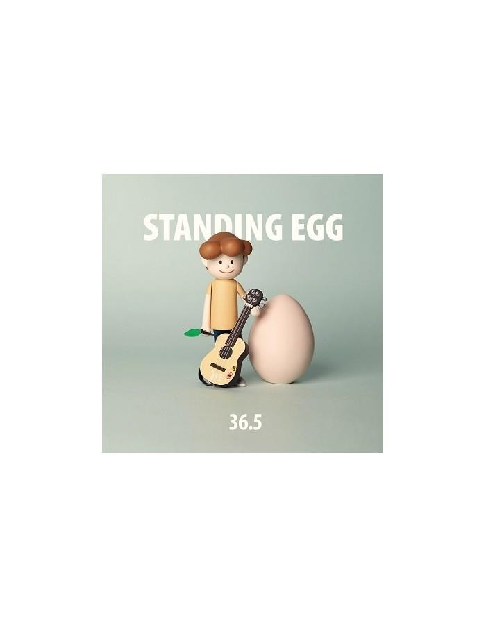 Standing Egg Album - 36.5 CD