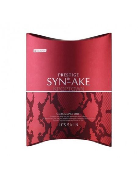 [ It's SKIN ] SYN-AKE AGETOX MASK SHEET