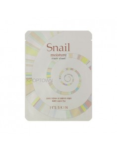 [ It's SKIN ] Snail Moisture Mask Sheet