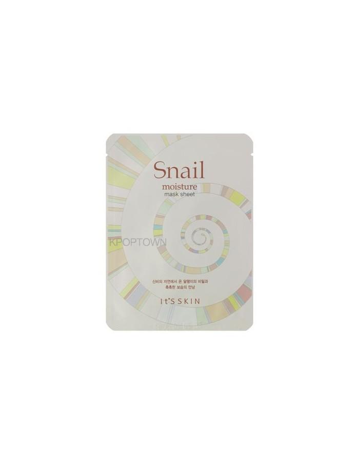 [ It's SKIN ] Snail Moisture Mask Sheet