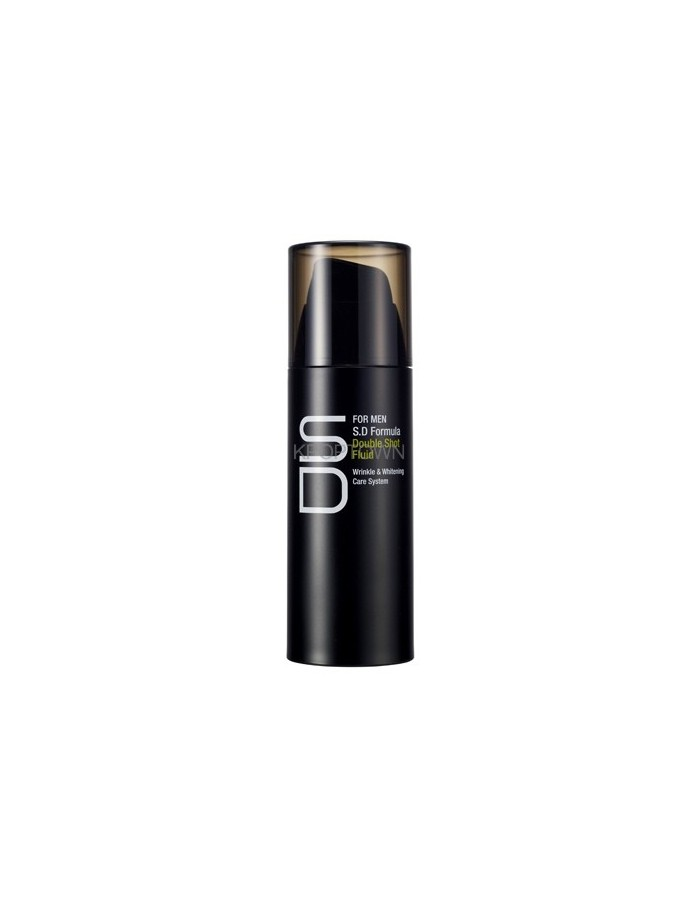 [ IT'S SKIN ] S.D Formula Double Shot Fluid FOR MEN 120ml