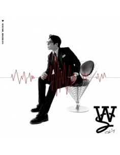 Wheesung Mini Album - THE BEST MAN CD