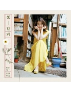 IU -Special Remake Mini Album 꽃갈피 CD + Poster