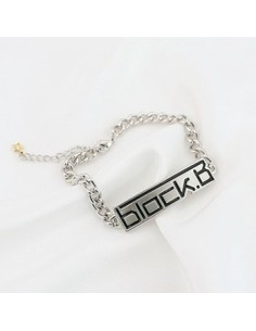 [BL08] BLOCK-B Jack Pot Bracelet