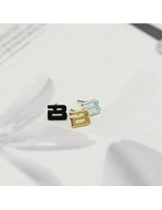 [BB102] BIGBANG Initial Earring