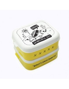 [2PM JYP Official Goods] OKCAT Okcat Lunch Box & Bag