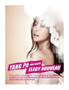 Yangpa Mini Album Elegy Nouveau CD
