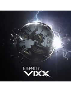 VIXX 4th Single - ETERNITY CD + Poster