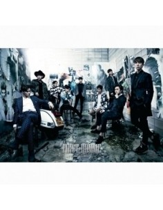 ZE:A - FIRST HOMME CD + Photobook + Poster + Postcard + Photocard