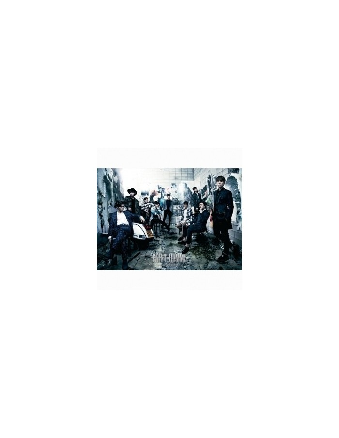 ZE:A - FIRST HOMME CD + Photobook + Poster + Postcard + Photocard