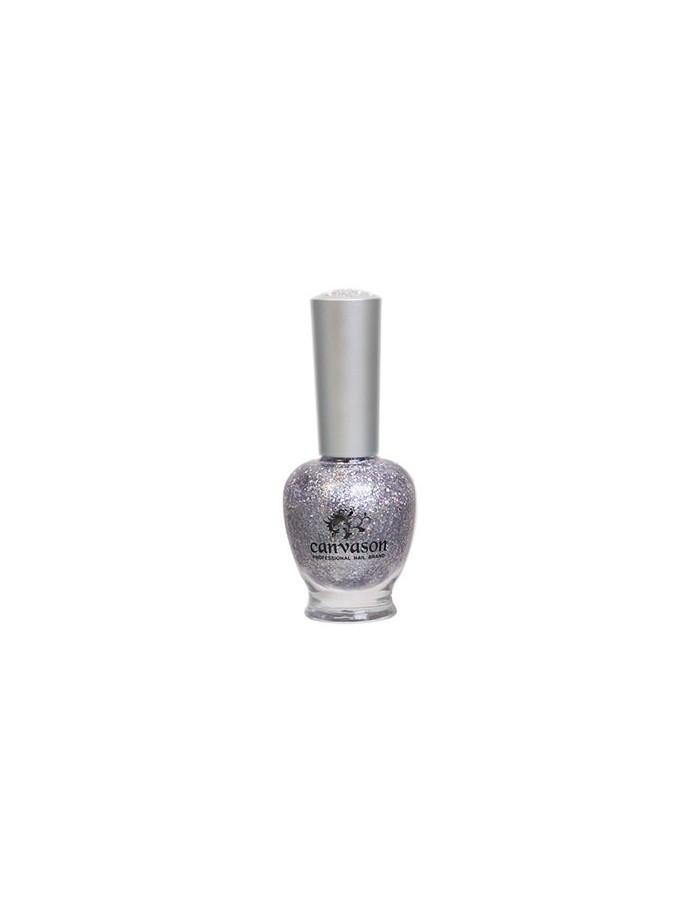 [ Canvason ] Glam Purple Nail Polish 15ml