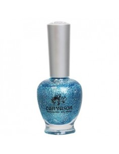 [ Canvason ] Glam Blue Nail Polish 15ml
