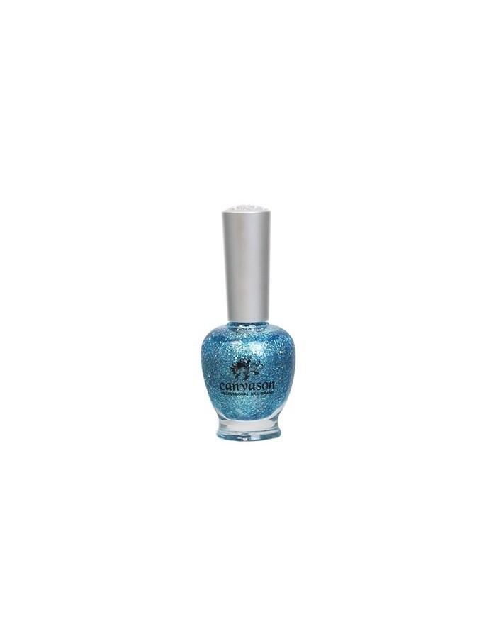 [ Canvason ] Glam Blue Nail Polish 15ml