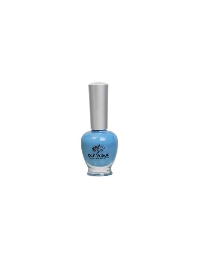 [ Canvason ] Cream Blue Nail Polish 15ml