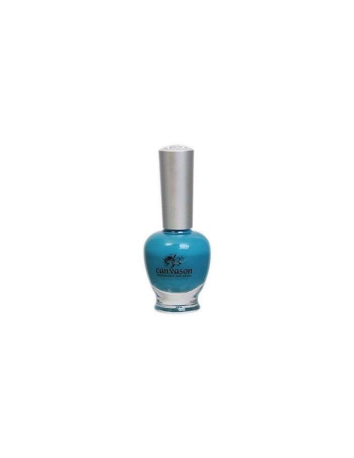 [ Canvason ] Cobalt Blue Nail Polish 15ml