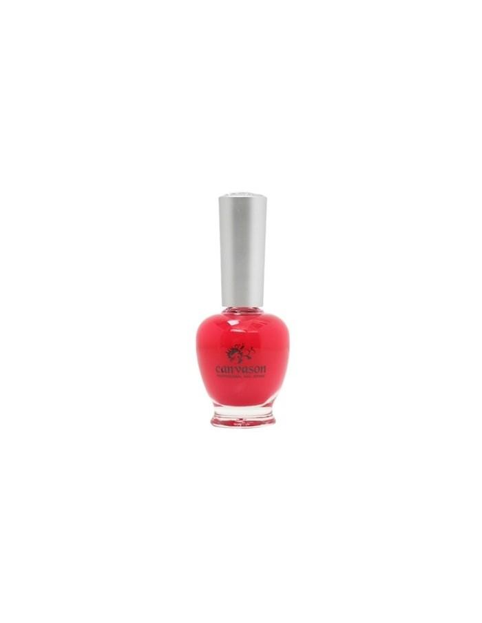 [ Canvason ] Cherry Pink Nail Polish 15ml