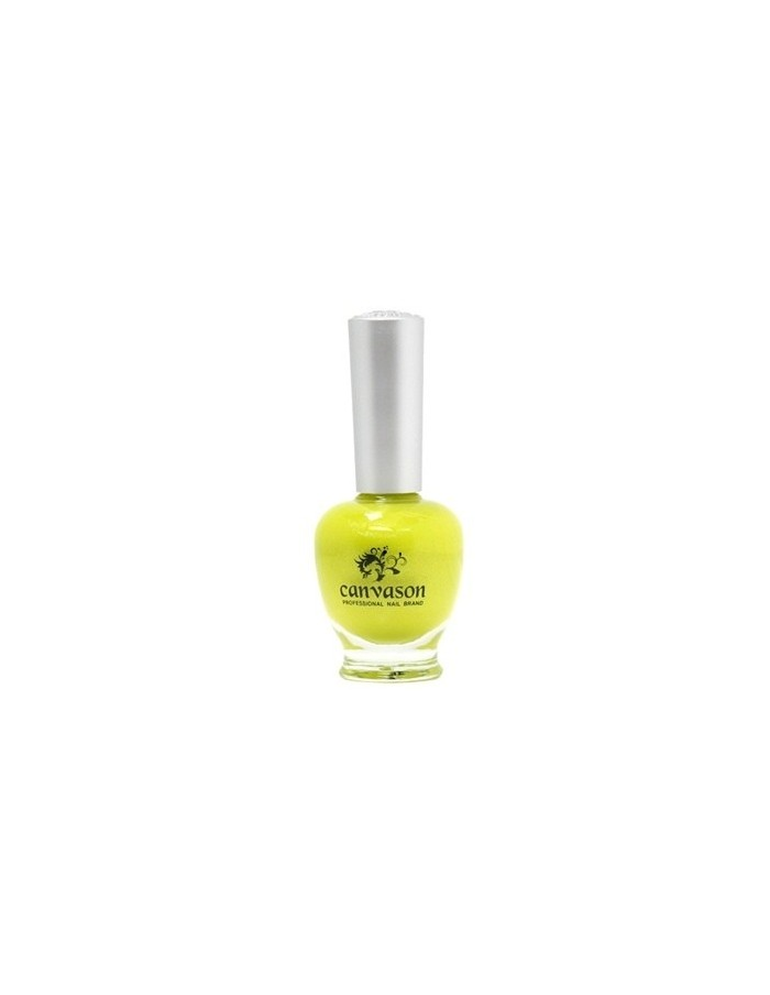 [ Canvason ] Apple Yellow Nail Polish 15ml