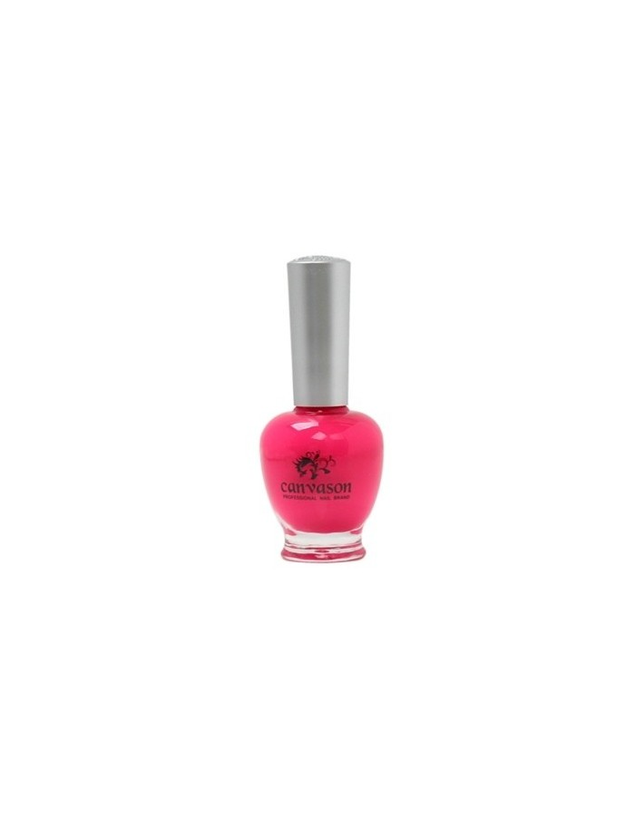 [ Canvason ] Neon Pink Nail Polish 15ml