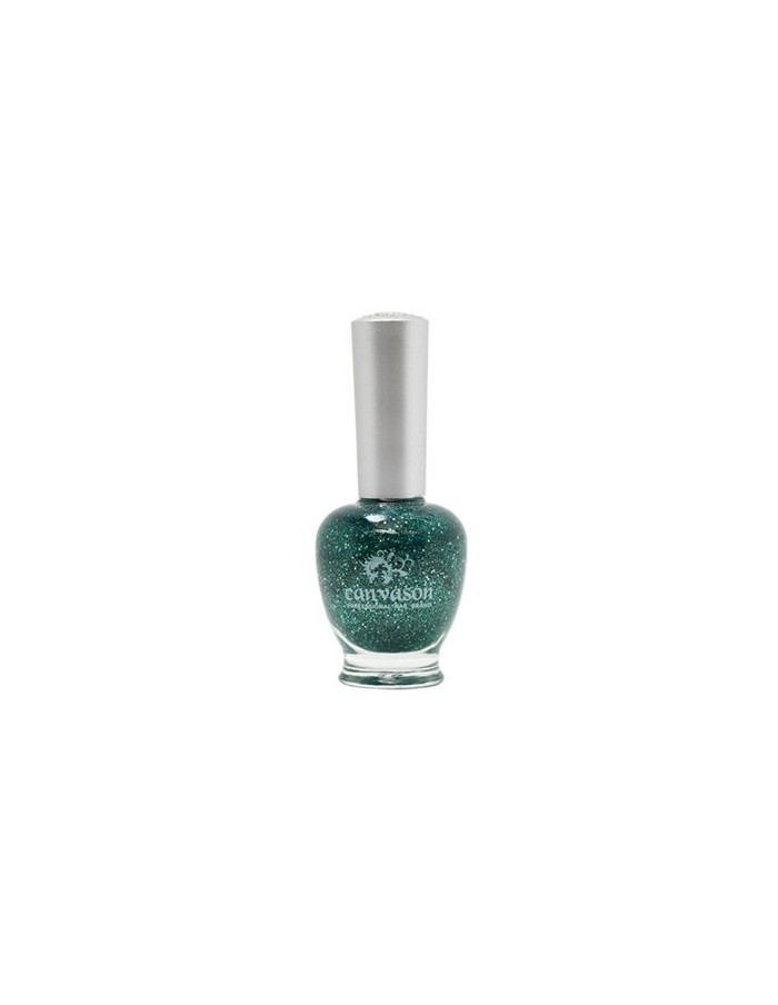 [ Canvason ] Ultra Green Nail Polish 15ml