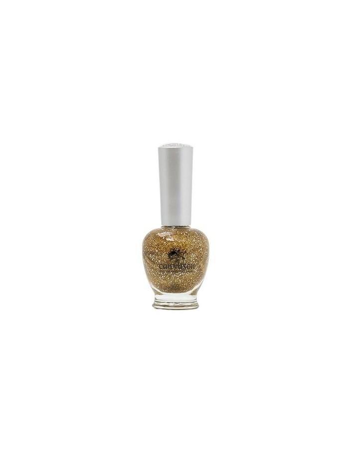 [ Canvason ] Sparkle Gold Nail Polish 15ml