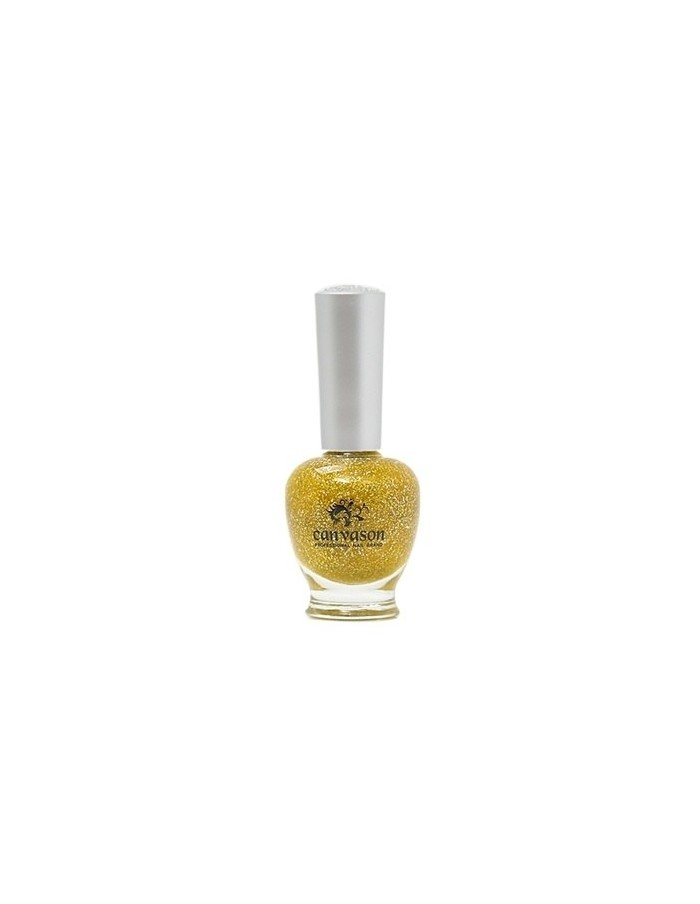 [ Canvason ] Ultra Yellow Green Nail Polish 15ml