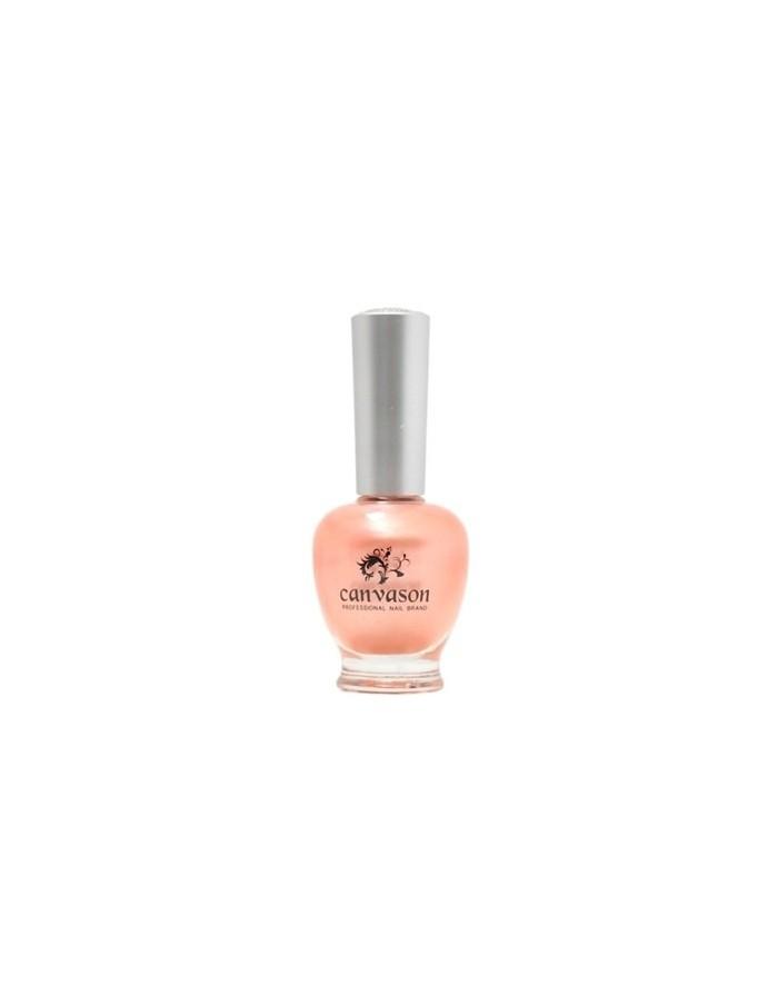 [ Canvason ] Orange Peach Nail Polish 15ml