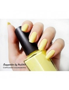 [ Shareydva ] Fluorescence Yellow Nail Polish
