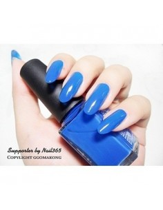 [ Shareydva ] Dark Blue Nail Polish