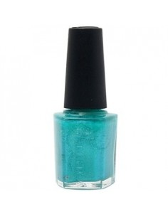 [ Shareydva ] Gliter Sapphire Nail Polish