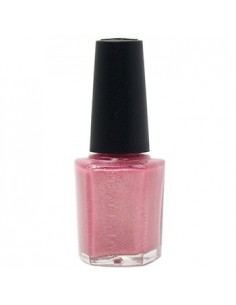 [ Shareydva ] Gliter Pink Purple Nail Polish