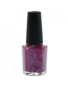 [ Shareydva ] Gliter Purple Nail Polish