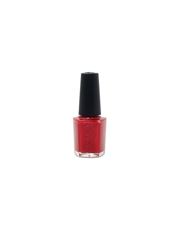 [ Shareydva ] Gliter Red Brown Nail Polish