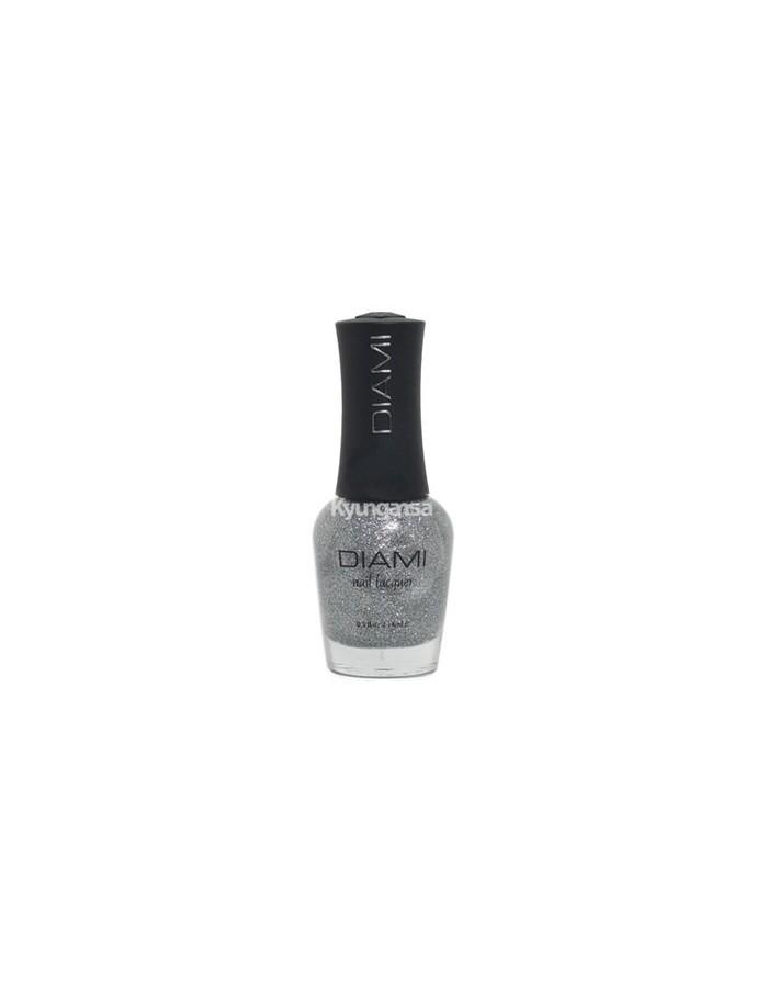[ Diami ] Club Silver Nail Polish 14ml