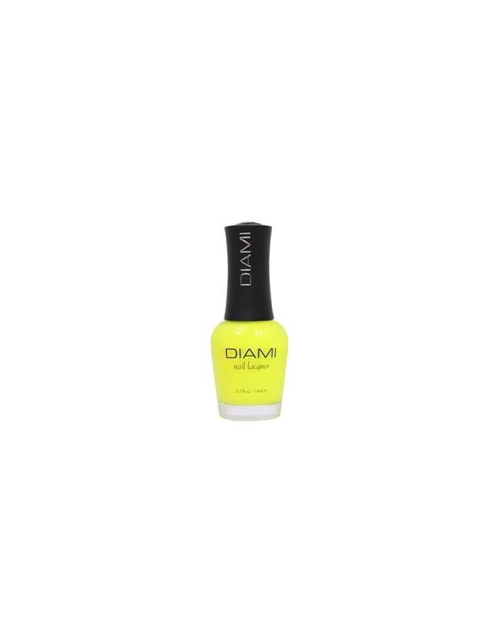 [ Diami ] Neon Popin Yellow Nail Polish 14ml