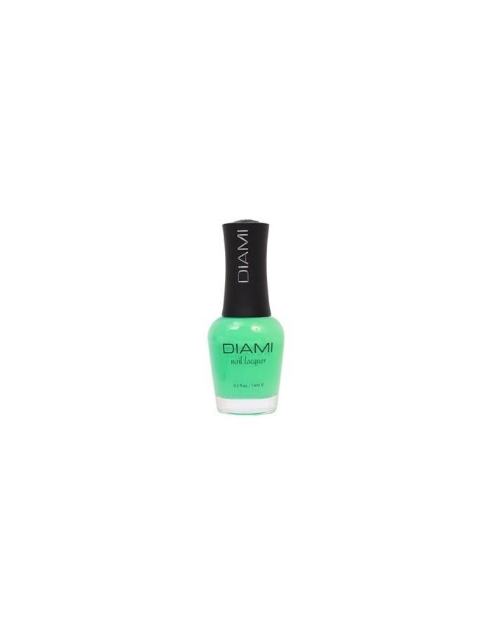 [ Diami ] Neon Popin Mint Nail Polish 14ml
