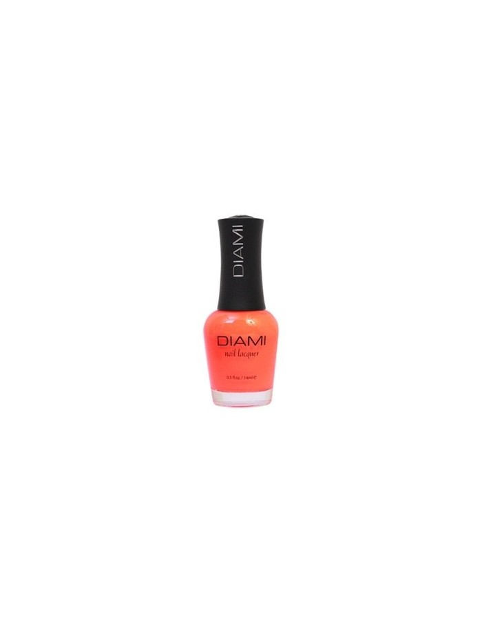 [ Diami ] Neon Popin Orange Nail Polish 14ml