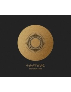 BIGBANG TAEYANG NEW ALBUM - :RISE CD