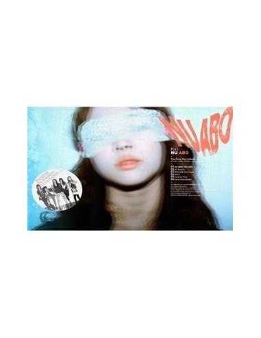 FX Firs Mini Album Nu 예삐오 CD