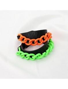 [EX190] EXO Neon Chain Bracelet