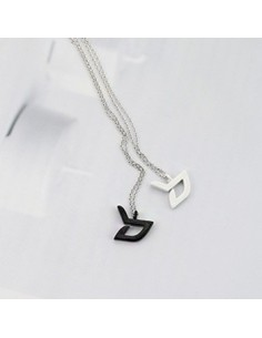[BL10] BLOCK-B Simple Logo Necklace
