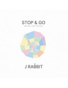 J Rabbit 3rd Album - Stop & Go CD