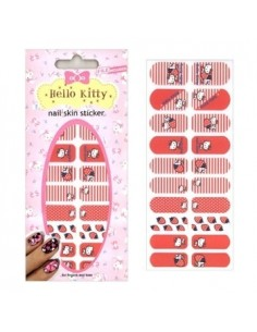 [ Nail Wrap ] Hello Kitty - Nail Skin Sticker Ver 1