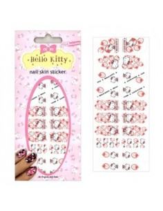 [ Nail Wrap ] Hello Kitty - Nail Skin Sticker Ver 2