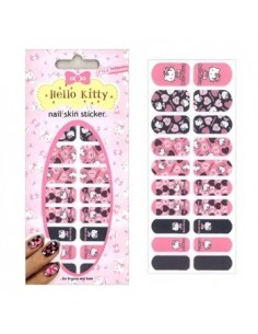 [ Nail Wrap ] Hello Kitty - Nail Skin Sticker Ver 3