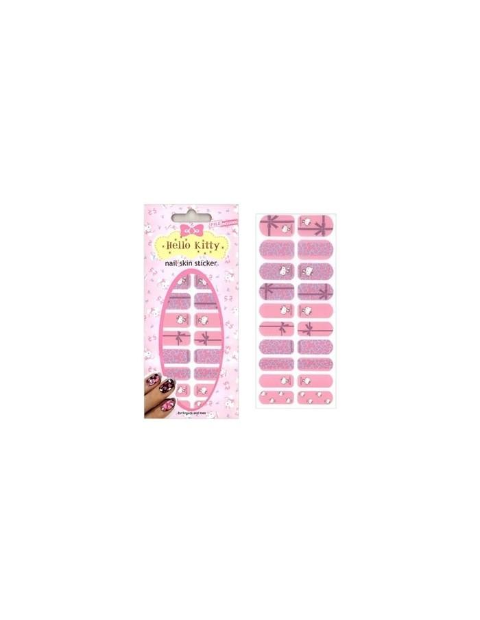 [ Nail Wrap ] Hello Kitty - Nail Skin Sticker Ver 6
